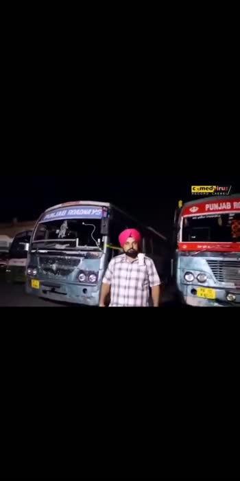 thalee ohi rodwaj #busdriver #funnyvideo