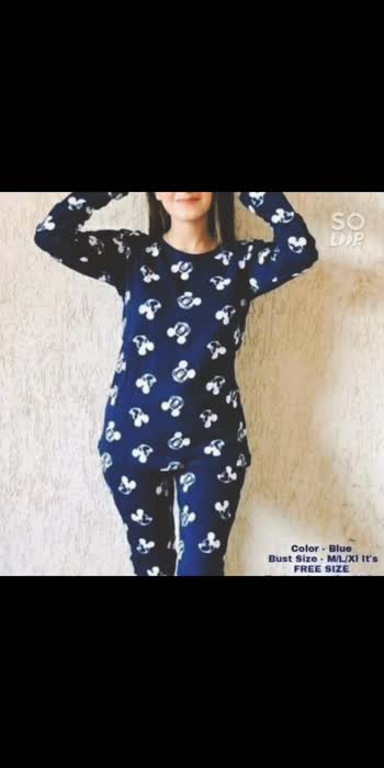 ₹610 Mickey Nightsuit + Free Shipping (15 Colours 🤩)  Material: Hosiery Cotton Sizes: XXS, XS, XXXS  Go Checkout thé website linked in bio.  #mickeymouse #mickey #mickeymouseclubhouse #mickeymouseparty #mickeymousetheme #mickeymouseaddict #mickeytrueoriginal #mickeyeminnie #minnie #minniemouse #minniestyle #nightsuit #nightsuits #hosierycotton #hosiery #minnieparty #mickeymouseprint #mickeynightsuit #girlnights #nightsleep #nightsuitindia #mickeymouseindia #indianstore #onlineindianstore #shoplocal #localbusiness #local #localforvocal