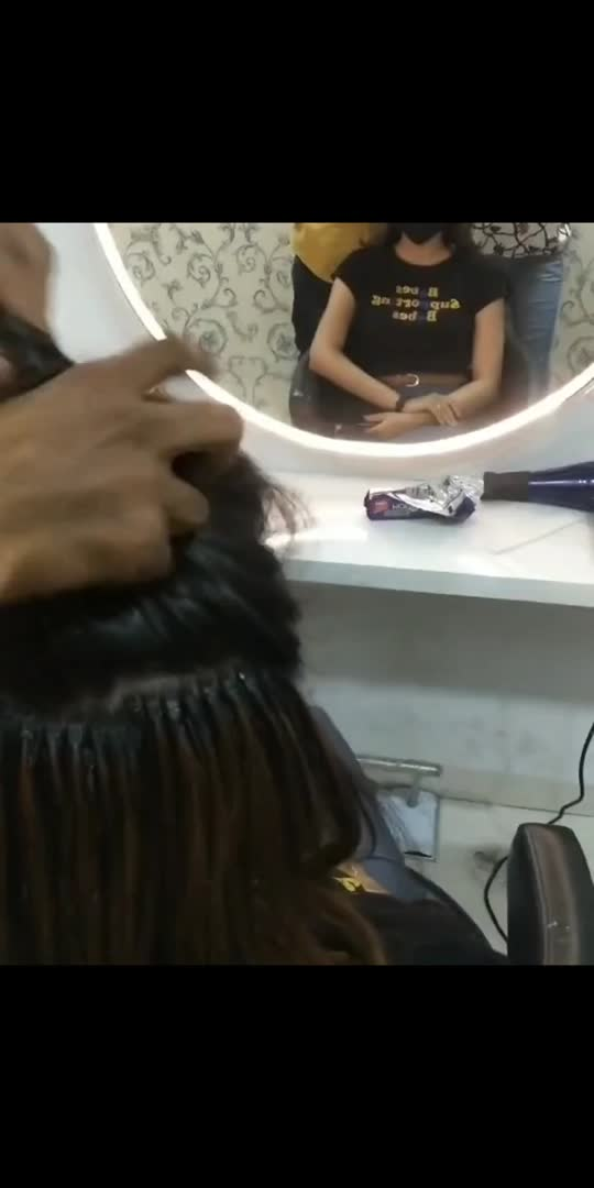 Micro Ring Hair Extension 91-9165278657
