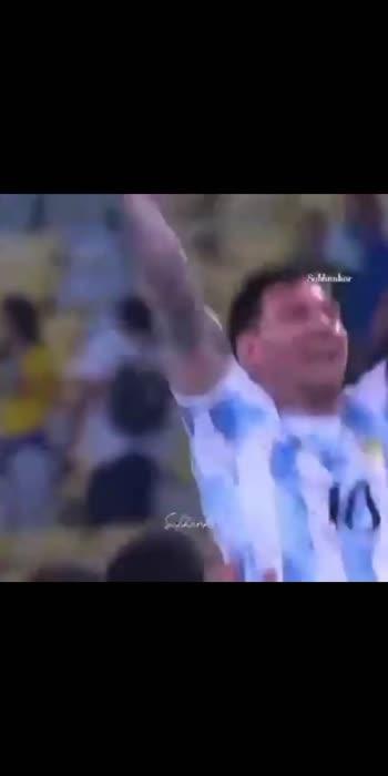 COPA AMERICA CHAMPION MESSI