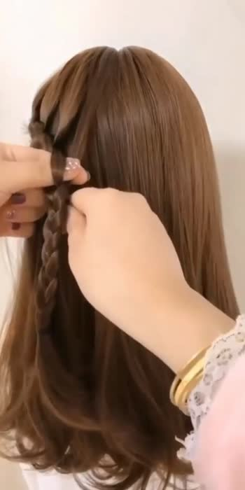 #hairstyle #hairtutorial #hairstylelovers #roposo #roposoindia #roposostars #hiroposo #lookgoodfeelgoodchannel