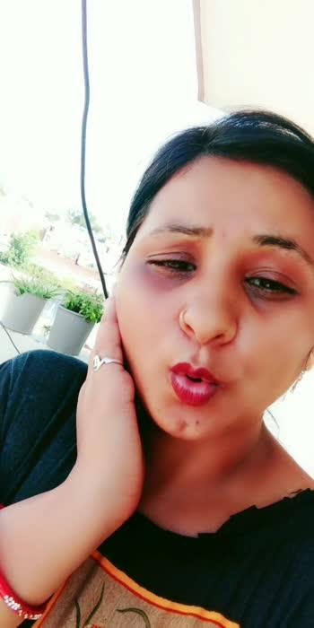 saavn kaa mheena☁️☁️⛈️⛈️😘😘#challenging video#lipsticklover #roposostar #roposo-beats