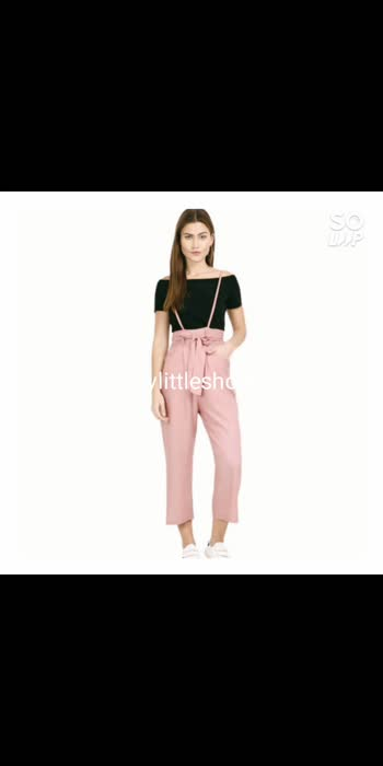 Get these amazing Jumpsuits at just ₹450-670. COD Available! Free Shipping. Check out the Website- https://d-mylittleshop874.dotpe.in.  #jumpsuit #jumpsuitlook