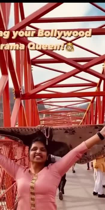 ♥️ #roposo #roposogirl #girl #haridwar #uttarakhand #dancer #dance #feature #channel #danceronroposo #roposolove #girls #ganges #bridges