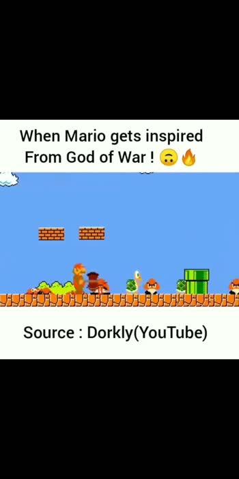 #supermario #games #roposostar #roposo #trendingvideo #viralvideos #videogameaddict