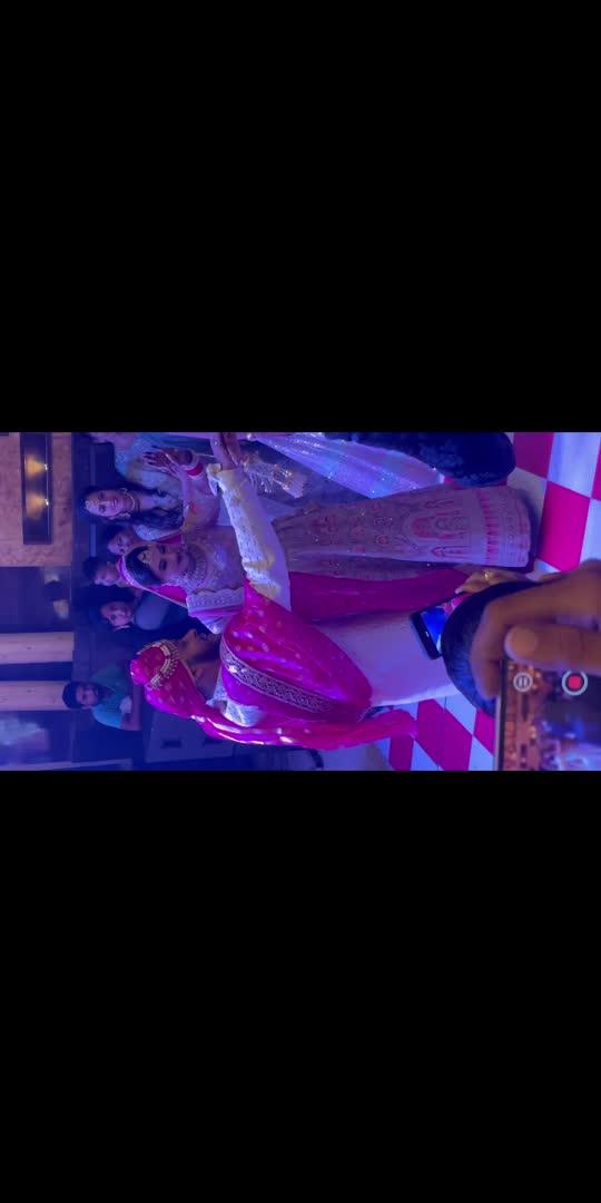 #marriedlife #roposostar #roposo-beats #lifestyleblogger #lifeisbeautiful #dance #wedding #weddings