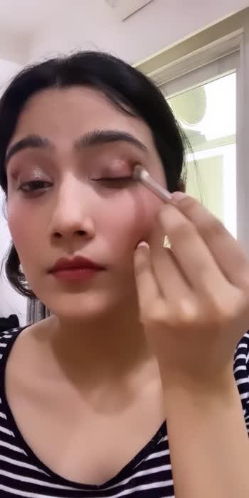 It worked 🐒  #roposocreator #makeup #viraltrend #makeuptrend