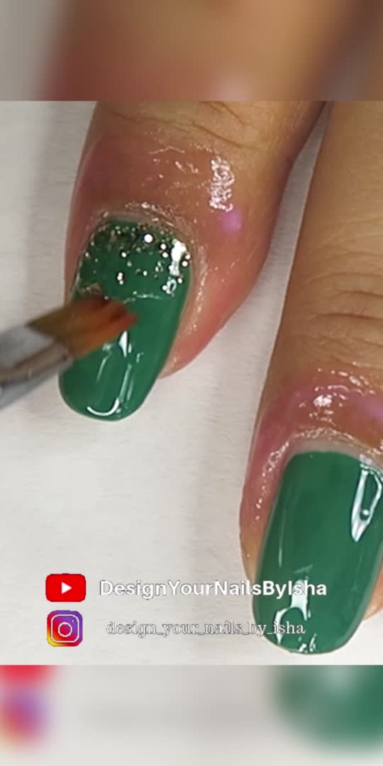 """Full tutorial is up on my Youtube  https://youtu.be/HiC2EKoXWPg  **Includes PR products ** @bornprettyofficial  @bornprettystore   Products Details: 💚 BORN PRETTY Reflective Glitter Spider Gel 🔸 Product ID: #52210 (Color Name: BP-RGS02 Exquisite Palaces) 🔸 Direct Link: https://www.bornpretty.com/born-pretty-reflective-glitter-spider-nail-nail-sparkling-effect-soak-p-52210.html  💚 BORN PRETTY Super Top Coat 🔸 Product ID: #52090 🔸 Direct Link: https://www.bornpretty.com/born-pretty-bottle-function-super-coat-transparent-soak-nail-varnish-p-52090.html  💚 BORN PRETTY Base Coat 🔸 Product ID: #52090 🔸 Direct Link: https://www.bornpretty.com/born-pretty-bottle-function-super-coat-transparent-soak-nail-varnish-p-52090.html  🎁 Use """"isha20"""" for 20% discount 📍Store link: https://bornpretty.com/ I invite you to visit the Store, which offers a great variety of products.  Thank you So much @bornprettystore  for sending these awesome goodies for review💝💝💝 💝 ____________________________________________________   #reflectiveglitterspidergel #spidergelnails #reflectivespidergelnails #videotutorial #nailstutorials #nailtutorial #bornprettyreflectiveglittergel #bornpretty #supertopcoat #gelnails #glittergelnails #reflectivegel #reflectiveglittergel #reflectiveglitternails #bornprettynails #diynails #ishanailart #designyournailsbyisha #roposonails #roposofun #roposovideo #soroposo"""