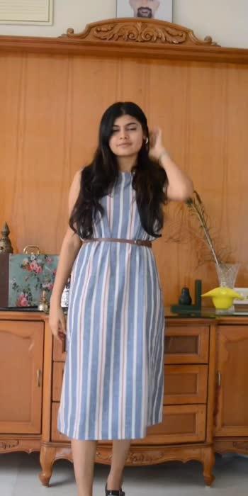 Styling a dress  #fashion #styling
