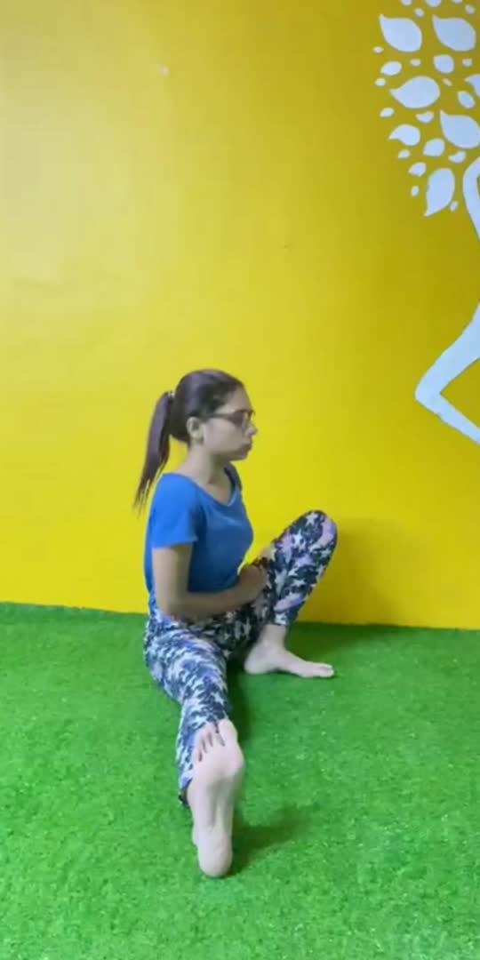 #yogachallenge #roposostar