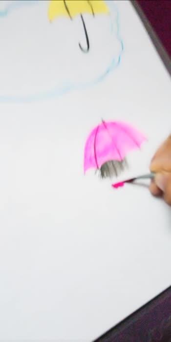 #artistofroposo #drawing #monsoon #monsoonart #barish #artistofyoutube #youtubeindia #monsoonseson #youtube #viral