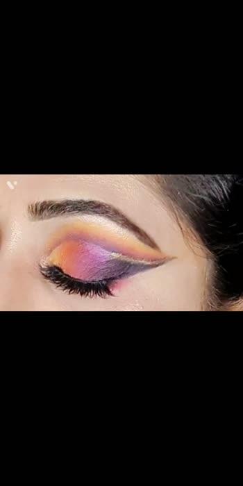 #beauty #eyemakeup #bridalmakeup #muaindia #eyeshadowtutorial #makeuptutorialforbiginners