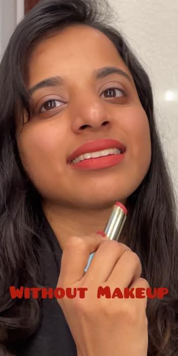 #lipstickswatch #lipswatch #lipsticklover #roposostar #roposotrending