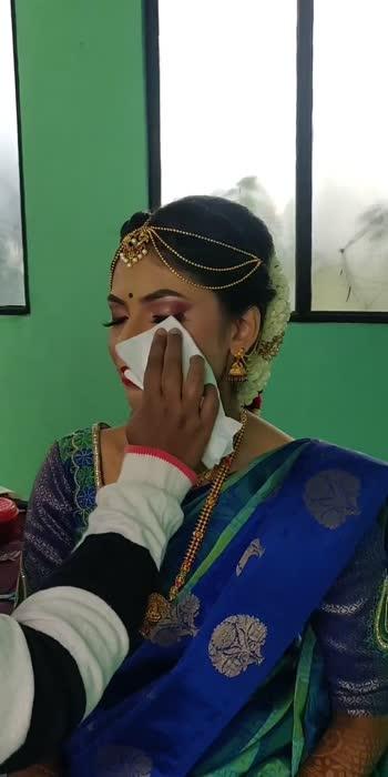 #dbossfan #dboss_forever #kannadadubsmash #kannadadubsmash_official #brides_of_india #makeupartist #waterproofmakeup