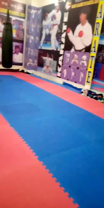 my workshop karate