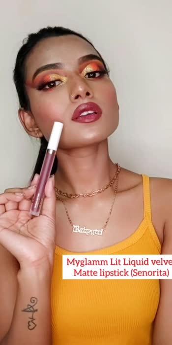 Myglamm Lipsticks swatches #lipstickswatches #lipstick #roposostar