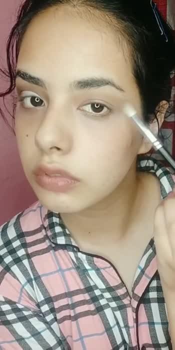 Mini GRWM ❤️ #grwm #roposostar #roposostars #roposo #makeupartist #makeuptutorial #trendingvideo #trending #viralvideo #viralmakeup