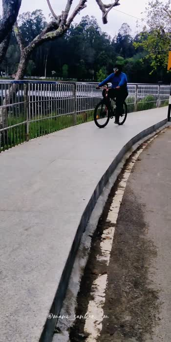 cycling 🚴 #cycling #kodaikanal