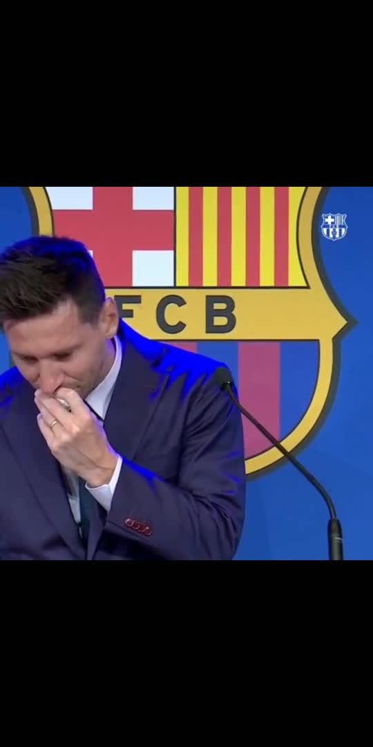 End of Barca Era #Messi.