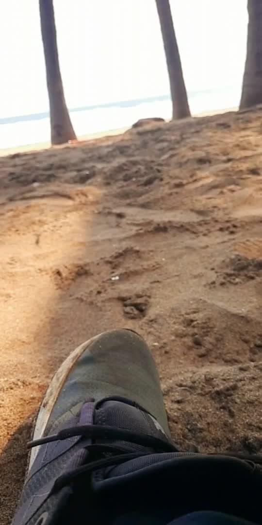 #beach #vizag #alone #peaceofmind