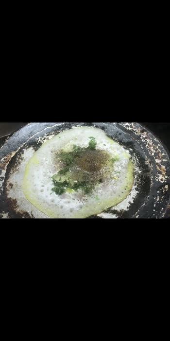 Making egg uttapam full video on my YouTube channel do subscribe and support my channel. #tamilfood #tamilfood #tamilstreetfood #tamillovestatus #tamilfoodsong #noorulskitchen #tamilwhatappstatus #dosa #eggdosa #dinner