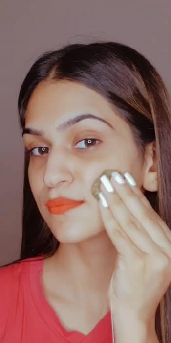 ❤ #beautyblogger #trendingvideo #roposo #lookgoodfeelgood #tinasharmaofficial
