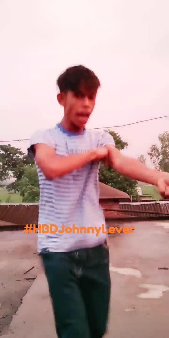 #HBDJohnnyLever