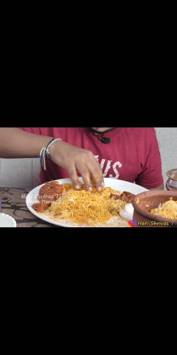 Pot Biryani 😋😋 #biryani #biryanilovers #food #foodporn #foodie #foodblogger #foodlover #roposostar #roposo-beats #trending #eating #eatingspeed #foodchallenge #foodchannel #eatingchallenge #biryanieating #youtuber #chicken #chickenbiryani