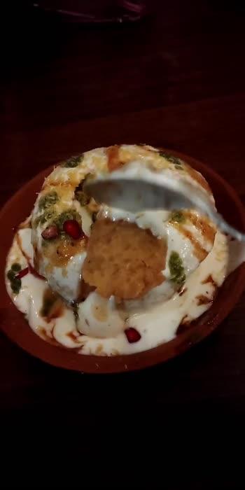 raj kachori kis kiski fav H #golgappe  #delhistreetfood #chaat