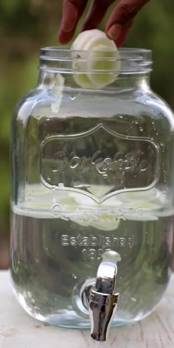 Easy detox water recipe  #detox #detoxwater #recipe #foodiesparsh #roposo #glancexroposo