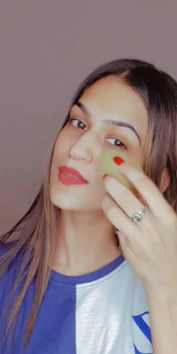 ❤ #beautyinfluencer #roposo #tinasharmaofficial #featurethisvideo #featureme