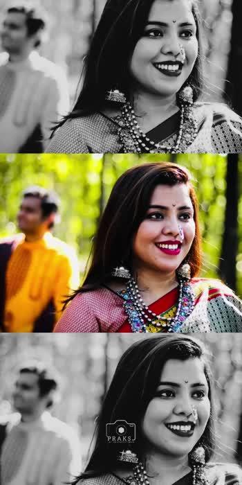 """One Eye Sees, The Other Feels"" 😍 . . In Frame : @harshayo16 💕 @yogesh_the_dreamer  . . Dope Remix By @iamgravero 🔥 . . #preweddingshoot #preweddingphoto #couplegoals #couplereels #trendingreels #prewedding #lovevideos #maharashtrianwedding #maharashtrianbride #couplephotoshoot #coupleposes #preweddingideas #loveforever #igreels #reelsinstagram #reelsindia #reelitfeelit #reelkarofeelkaro #reelsvideo #reels #photography #mua #traditionalwear #naturephotography #naturelover #sareefashion #bride #couplelove #mumbai #praksj"