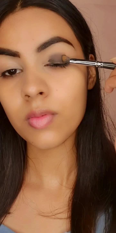 #eyemakeuptutorial #makeupartist #makeuptutorial #trending #viralvideo #roposostar #basanti #foryou