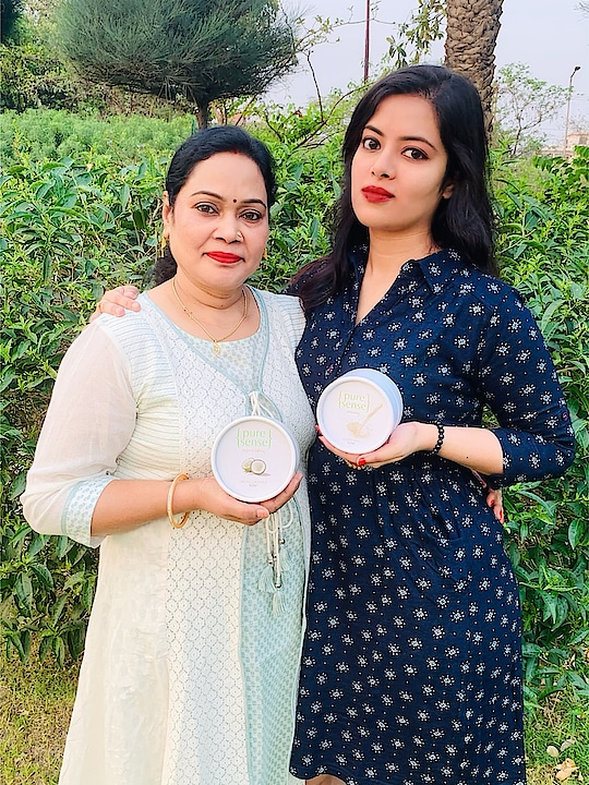 Reminiscing childhood memories when my mom would make me use pure ingredients for my skin. The skin care range from @puresenseworld helps me relive those memories as the products are free of harmful chemicals which are perfect to hydrate and nourish my skin.   To find the entire range of Puresense products, checkout here: https://www.puresense.co.in  #ApprovedByMaa #EnoughHarmDone #PureIngredients  #skincare #freeofharmfulchemicals #sulphatefree #crueltyfree #parabenfree #skin #body #cleansing #oilyskin #skincare #skincare essential #skincareblogger #ayurveda #herbal #herbalbeautyproducts #instagram #beautyblogger #roposo #ropo-beauty #soap #soaps #puresense #bestskincareproducts #shoppingonline #fragrance #mildsoap #milk #coconut #hair-story #summer-look #fashionista #styles #mothersday #mother-daughter