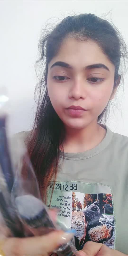 brush for makeup application #makeuplover