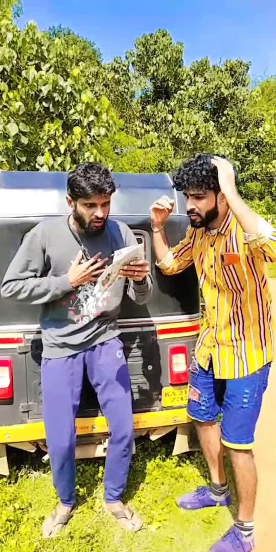 ಪಾಪ ಹೆದರಿಕೊಂಡ 😂😂🤪#kannada #kannadacomedy #funny #comedy #sulliaboys #mangalorian #ropososhiningstar