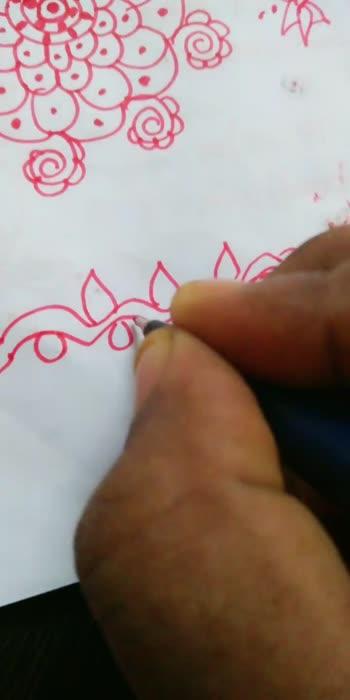 #greetingcard#rangoliborder#ssprangoli