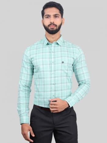 Formal Green Shirt  #formalshirts #shirt