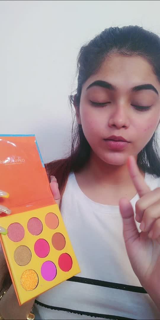 summer eyeshadow palette review #makeuplover