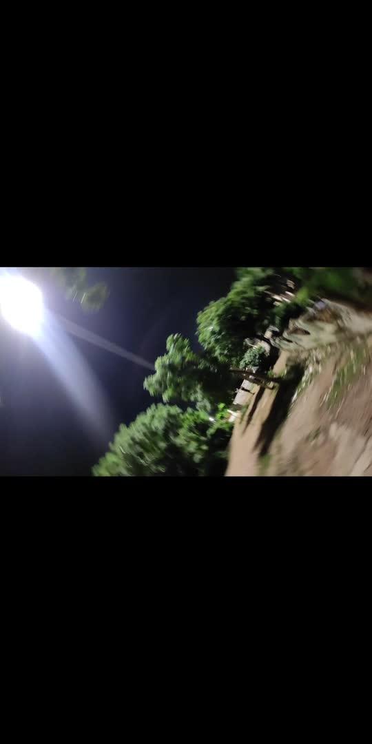 nightout with fresh air light🥰