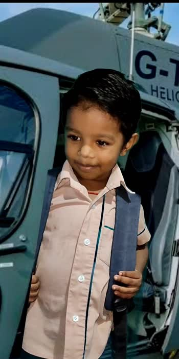 Kutty Bear Grylls jumping from Helicopter | Kutty Star Mithran #funny #comedy #beargrylls #helicopter #haha-tv