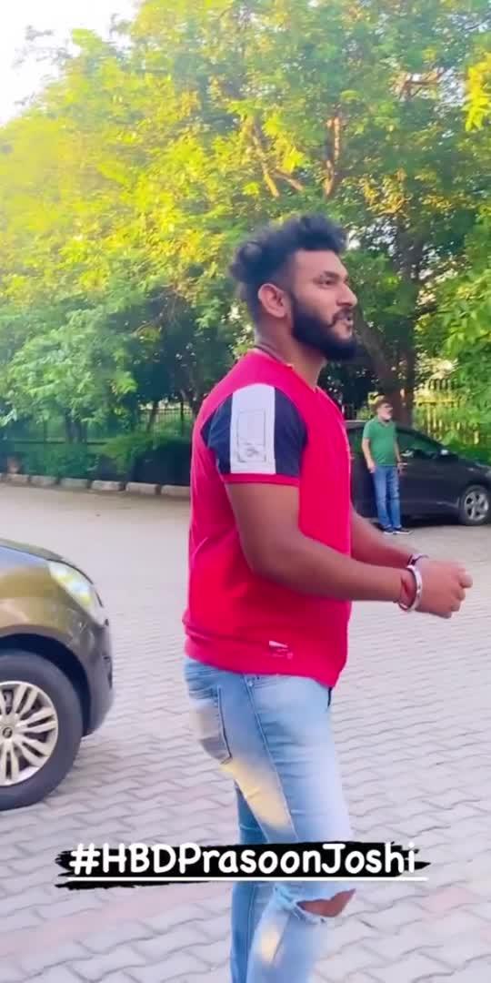 #HBDPrasoonJoshi