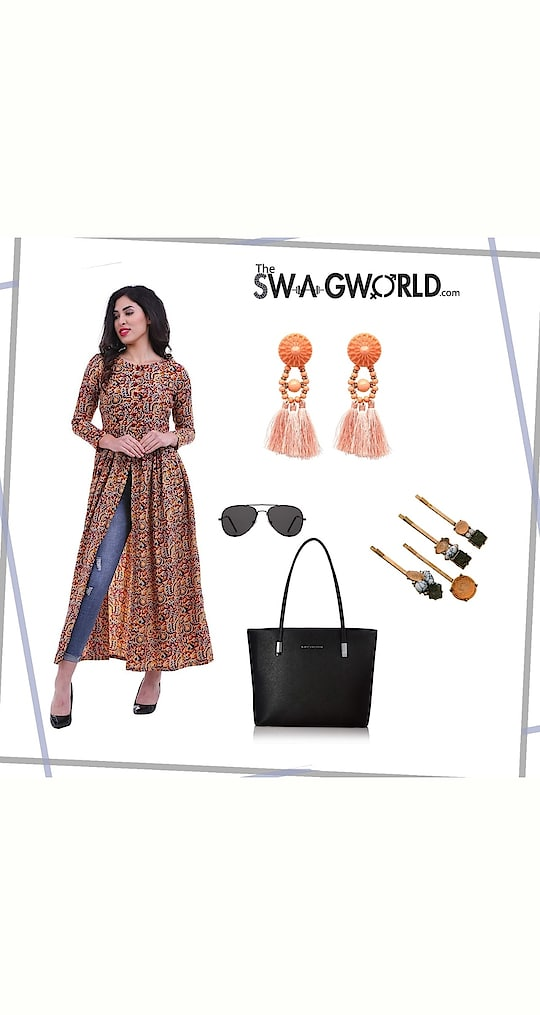 Shop stunning#collection . .#TheswagWorld #jewelleryaddict #subscriptionbox #jewellerysubscriptionboxindia . @the_swagworld . Shop at www.theswagworld.com . WhatsApp on 9664352272 to place your order. . #subscriptionbox #monthly #theswagworld  #theswagbox #follow #subscriptionboxaddiction #varietiesofswagbox #loveforsubscriptionbox #ladiessubscriptionbox #classicswagbox #miniswagbox #swagboxwithabonus #princessswagbox #curateyourswagbox #stylemyswagbox #trendyjewelry #statementjewellery #thebnbmag  #floralswagbox #jewellery #jewelry #jewelryoftheday #theswagworldquotes #navratri